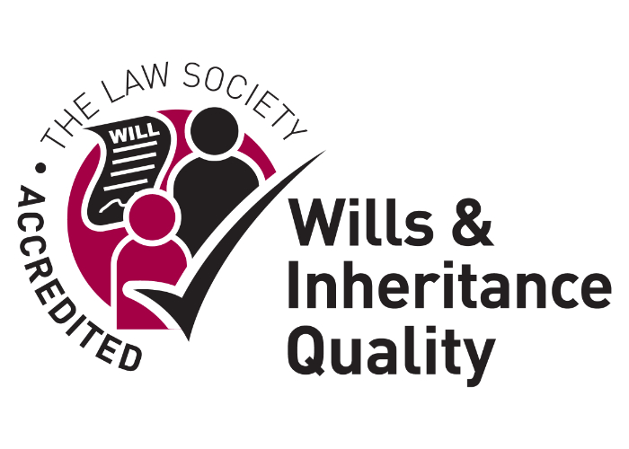 Houldsworth Solicitors accredited in the Wills and Inheritance Quality Scheme (WICQ)